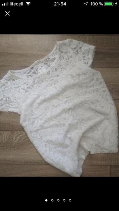Кружевная блузка Харьков - изображение 1