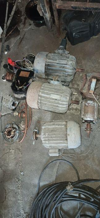 Продам электродвигатель Краматорск - изображение 1
