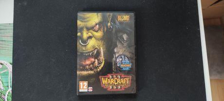 Warcraft III Reign of Chaos + dodatek Frozen Throne JAK NOWA UNIKAT