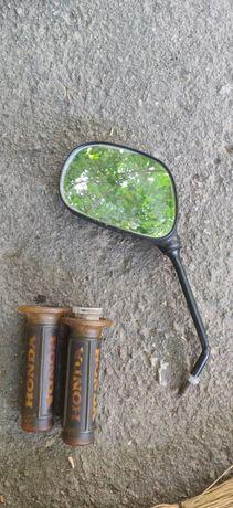 Ручки на скутер зеркало