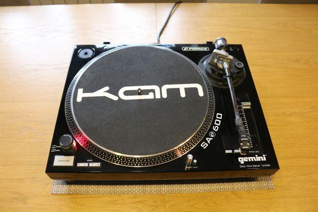 Gramofon Gemini SA 600