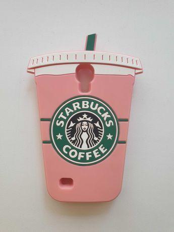 Новый чехол на Samsung Galaxy s4 mini,чехол резиновый в форме напитка