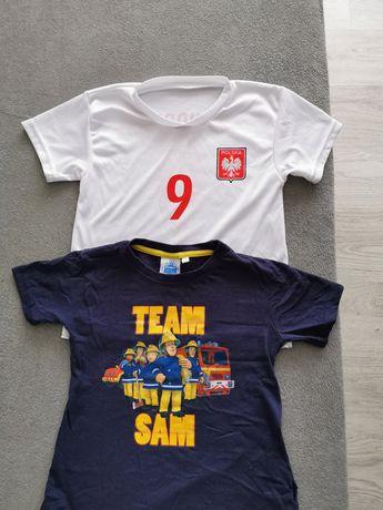 Sprzedam bluzki dla chłopca 116