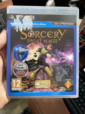 Sorcery Świat Magii PS3