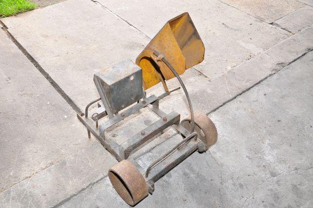 Wózek podstawa pod silnik elektryczny