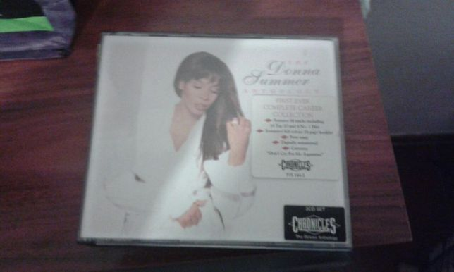 Varios cds Donna Summer