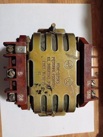 Продам трансформатор ОСМ1-0,25У3