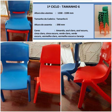 Cadeira Escolar ergonómica dos 6 aos 10 anos