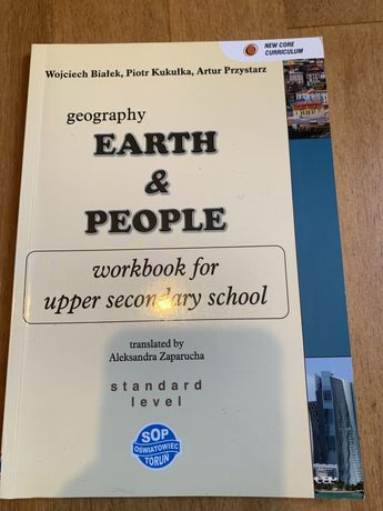 Nowe ćwiczenia geography sl earth&people workbook upper secondary
