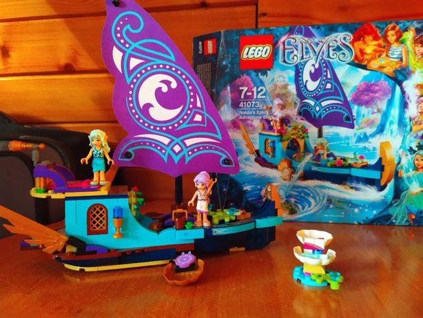 LEGO Elves statek Naidy+gratis