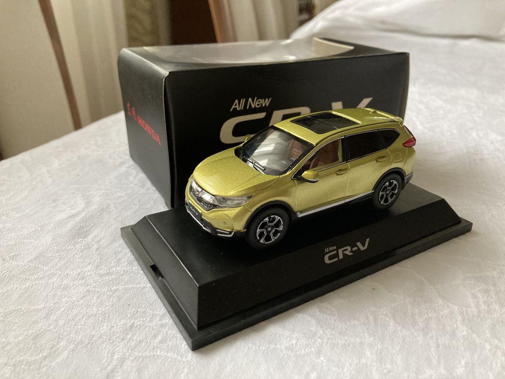 Nowa Honda CR-V model 1:43