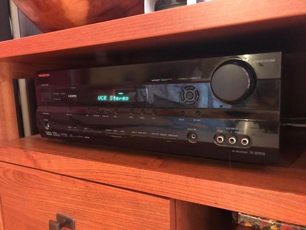 Kino domowe ONKYO TX-SR506 z odtwarzaczem DV-SP406