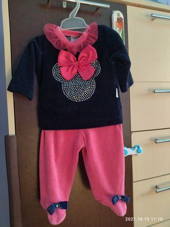 Продам костюмчик для девочки 3-6 мес.