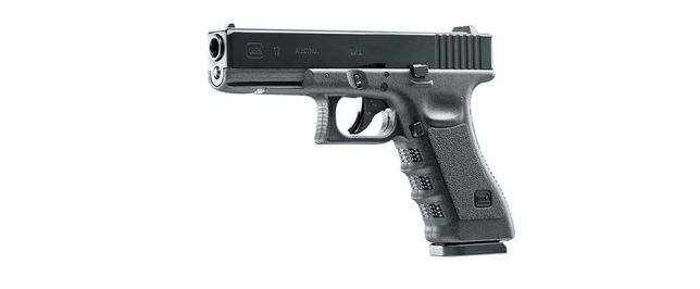 Pistola Glock 17 Blowback Cal.4,5mm