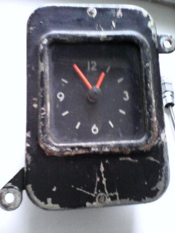 Часы автомобильные ретро 12 V ГАЗ, Победа