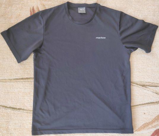 Koszulka termoaktywna MARTES czarna rozmiar L