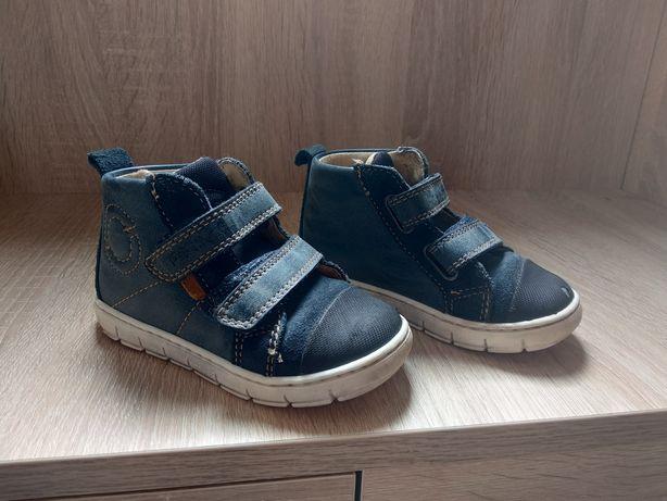 Кожанные ботинки 23 р PRIMIGI