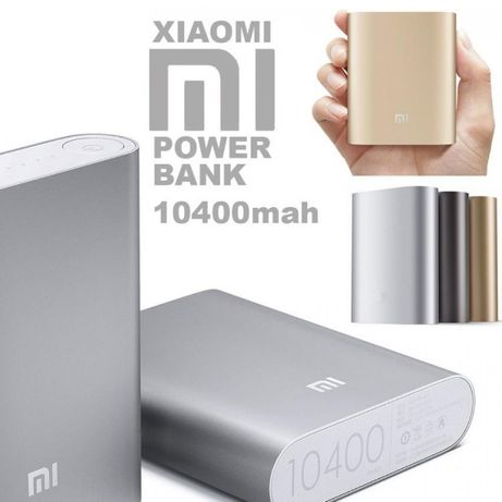 Power Bank Xiaomi Smart tech 10400mAh портативная зарядка, повер банк