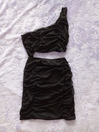 Плаття-костюм жатка