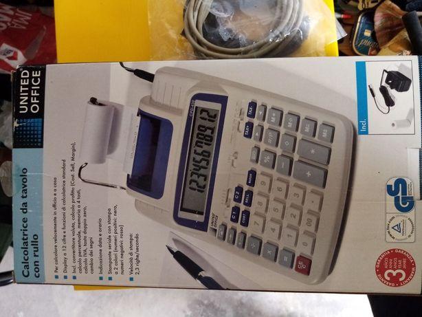 Vendo calculadora de rolo united office