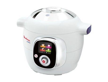 Robot cozinha Moulinex cookeo