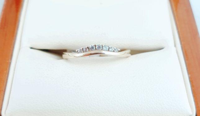 Złoty pierścionek 333 1,42 gram