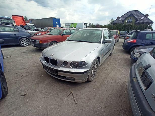BMW E46 Compact zderzak przedni przód stan bdb Wysyłka