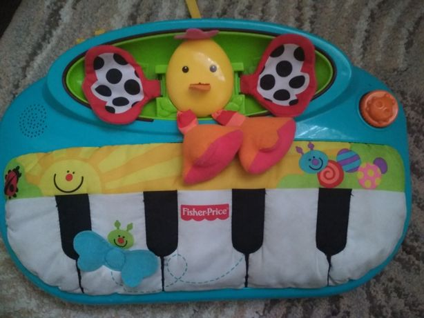 Pianino pianino fisher price