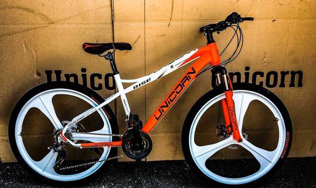 велосипед 26 на литых дисках подростковый рама 17
