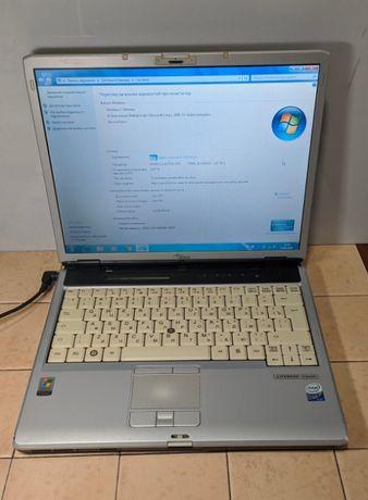 Ноутбук Fujitsu-Siemens LifeBook S7110 экран 14.1 дюйма