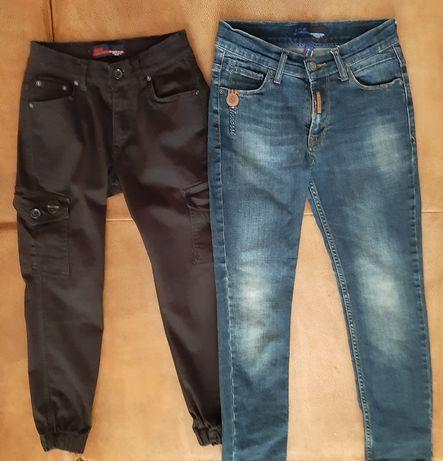 Брендовые джинсы на мальчика размер 140