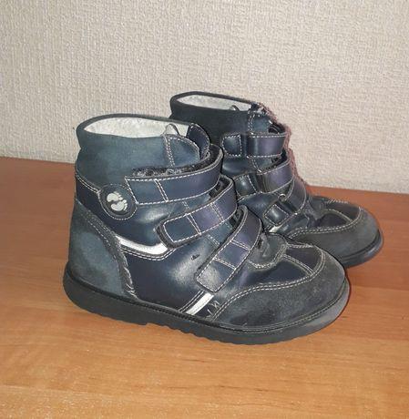 Отдам ортопедические ботинки фирмы Сурсил Орто.