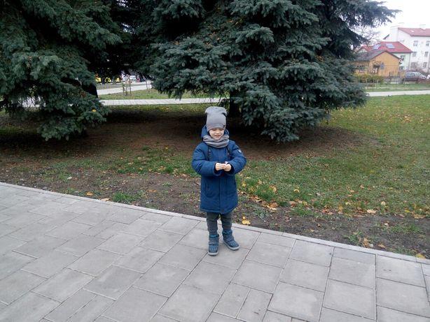 Зимова куртка, 116-122 розмір