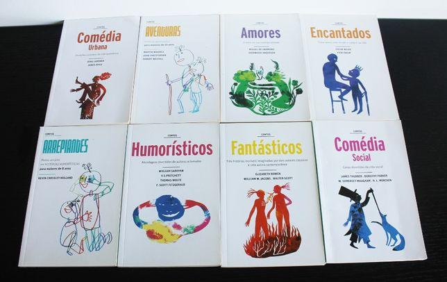 """9 livros da Colecção """"Biblioteca de Verão"""" do Jornal de Notícias"""