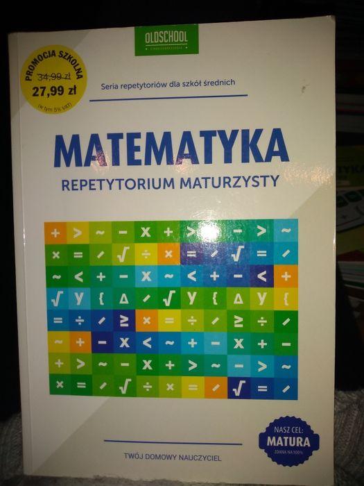Matematyka. Repetytorium maturzysty Częstochowa - image 1