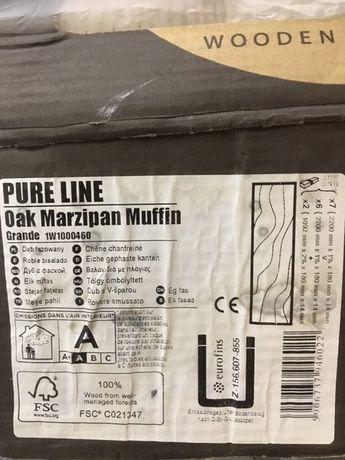 DESKA BARLINECKA Marcepan Muffin 4 paczki 220 cm Grande 1 lamella