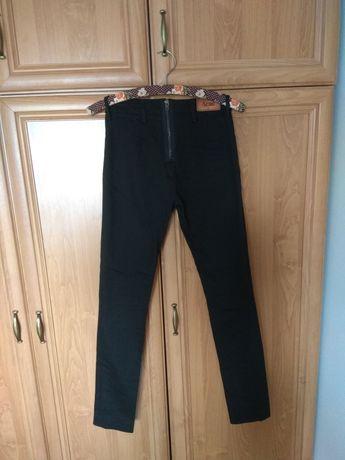 Jeansy Acne czarne jeans dżinsy 26/32 XS