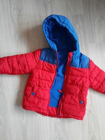 Куртка демисезонная на мальчика 2-3 года