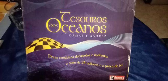 Tesouro dos Oceanos Coleção Xadrez
