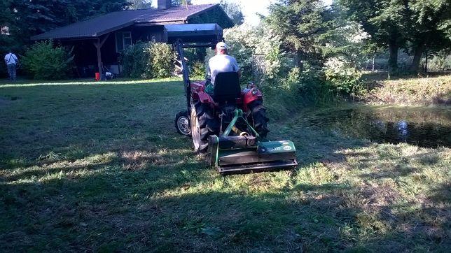 Koszenie nieużytków, karczowanie działek,mulczowanie koszenie trawy