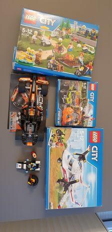 Lego City Technic