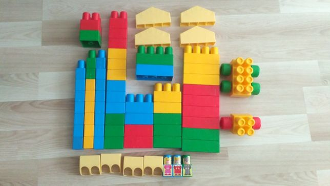 Wader Конструктор Middle Blocks 70 эл + подарок