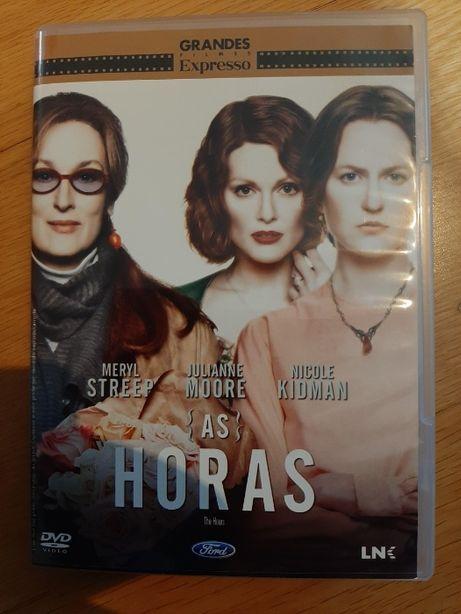 """DVD """"As Horas"""" com Meryl Streep"""