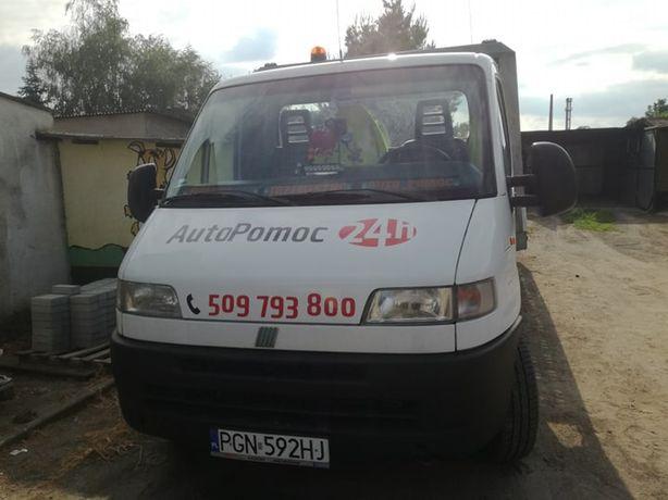 Usługi Transportowe - Auto Pomoc