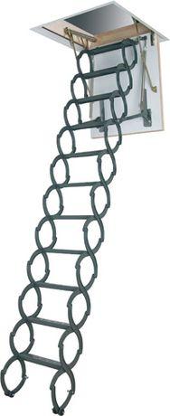 Чердачная лестница сходи на горище Oman Flex Termo