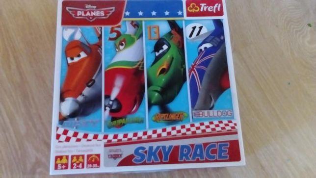 Gra planszowa samoloty