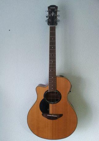 Yamaha APX700 leworęczna gitara elalektroakustyczna stalowe progi