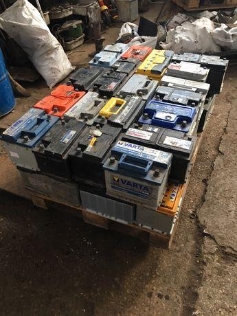 Приём отработанных аккумуляторов и цветных металлов.