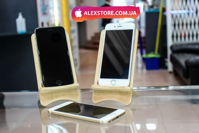iPhone 6/6s 16GB/32GB Gold •Магазин• ALEXSTORE.COM.UA • 5/5C/5S/6/6+/
