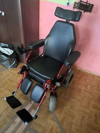 Wózek inwalidzki elektryczny Vermeiren Tracer
